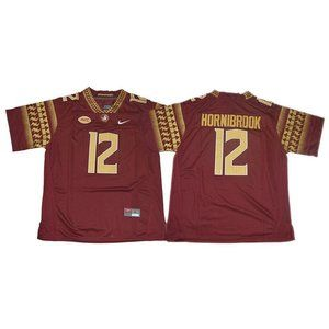 Florida State Alex Hornibrook Red Jeraey